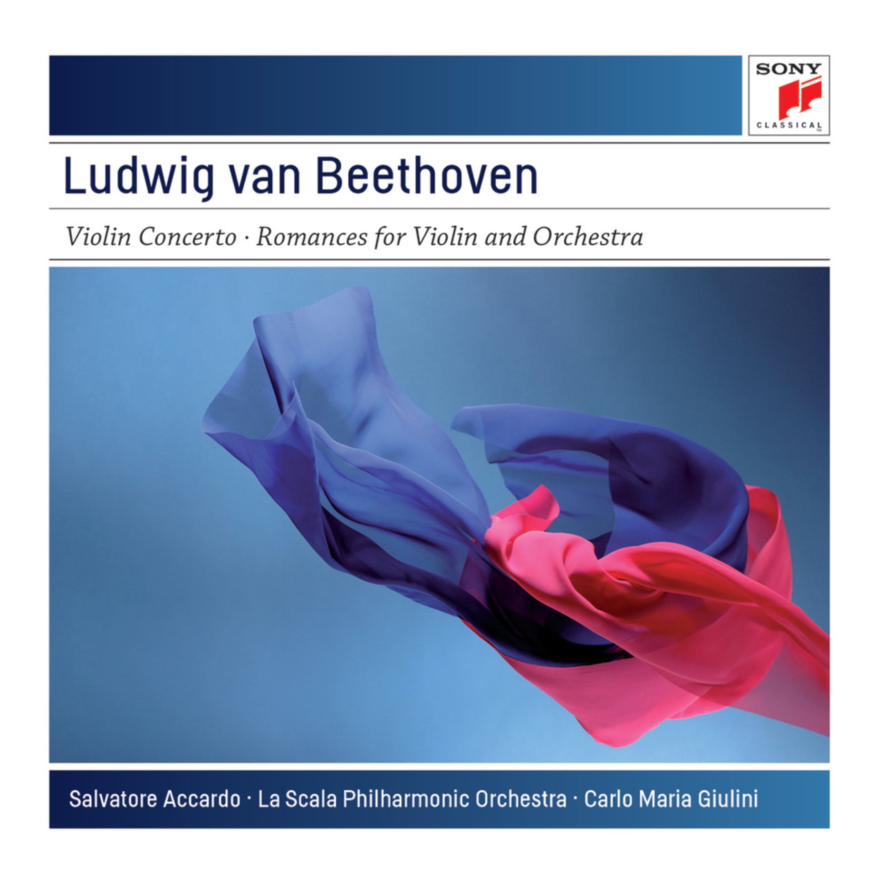 Beethoven: Violin Concerto in D Major, Op. 61; Romances for Violin No. 1 in G Major, Op. 40 & No. 2 in F Major, Op. 50
