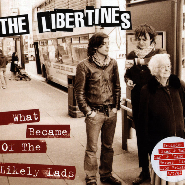 What Became Of The Likely Lads (Maxi Single)