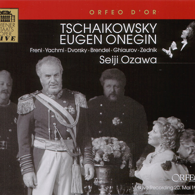 Tchaikovsky: Eugene Onegin, Op. 24, TH 5 (Live)