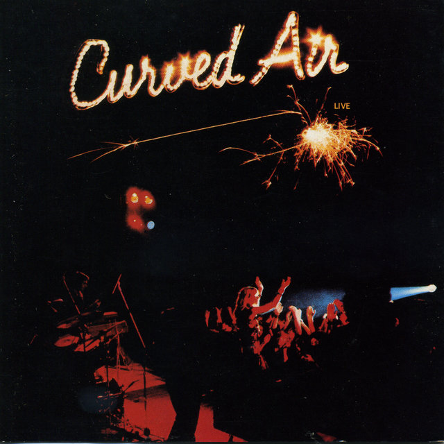 Curved Air (Live)