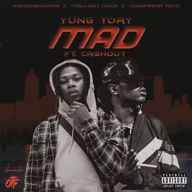 Mad (feat. Cash Out)