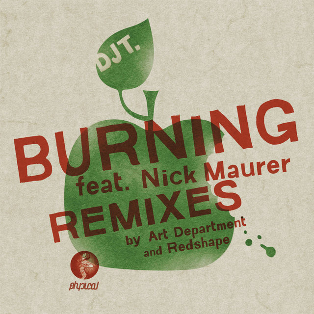 Burning (feat. Nick Maurer)