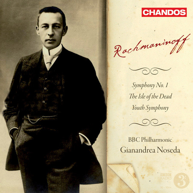 Rachmaninov, S.: The Isle of the Dead / Symphony in D Minor,
