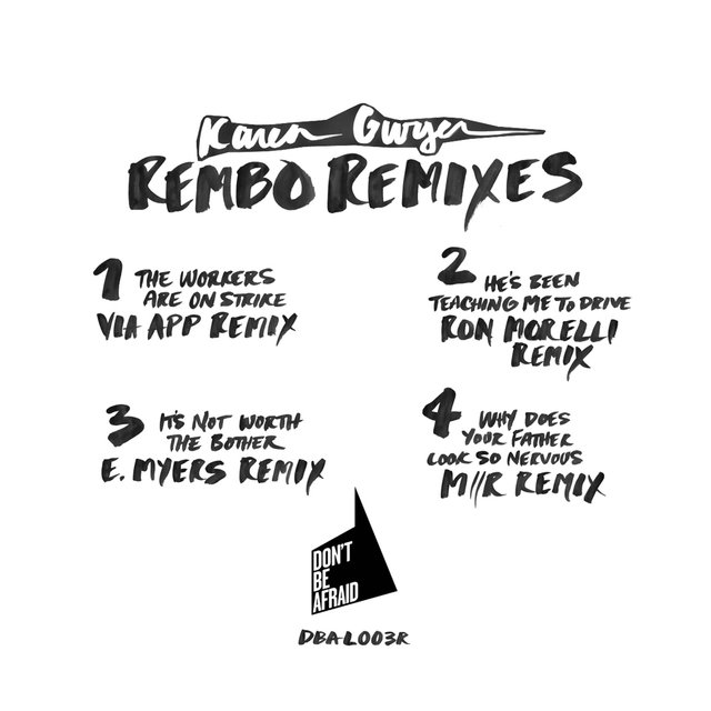Rembo - The Remixes