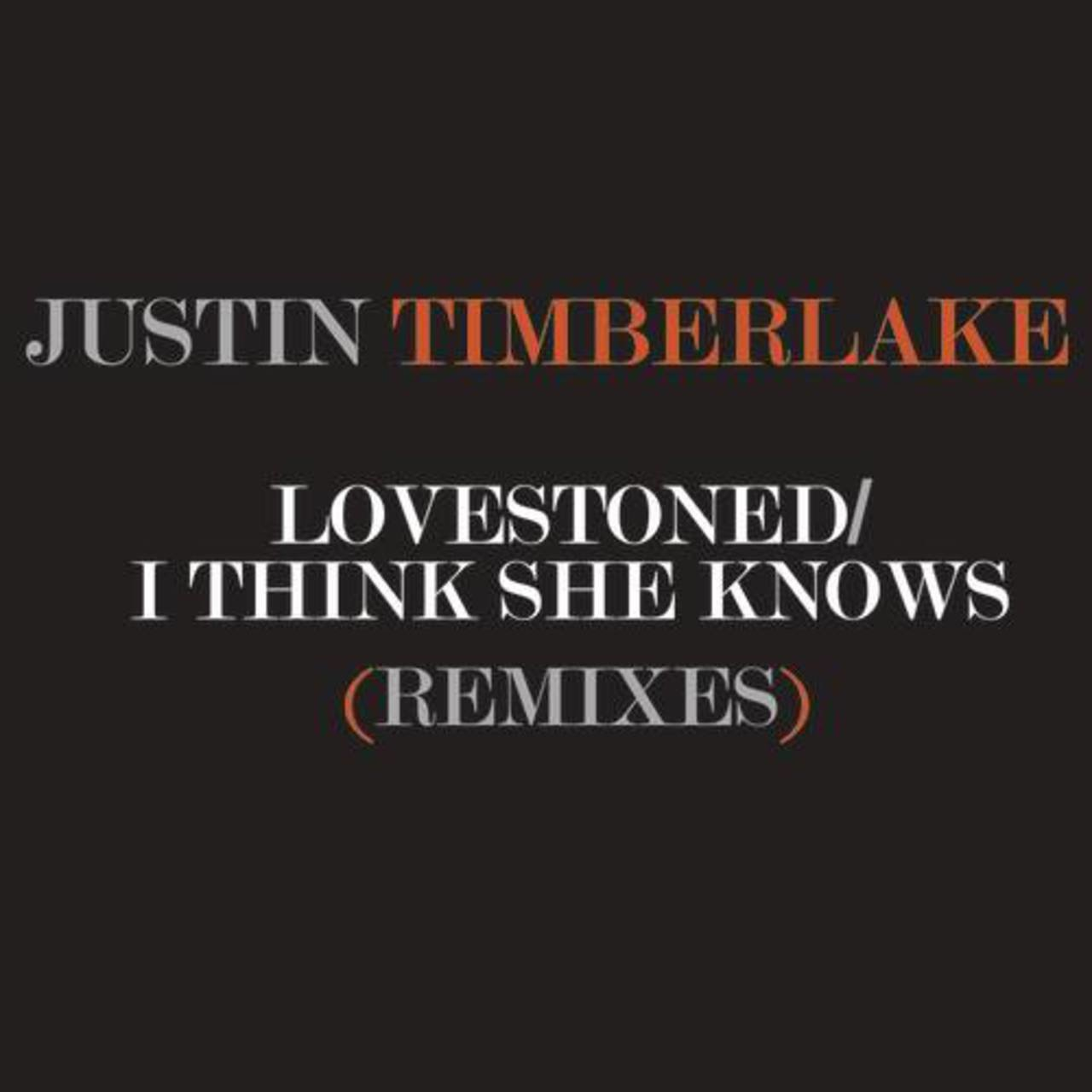 LoveStoned/I Think She Knows (Remixes)