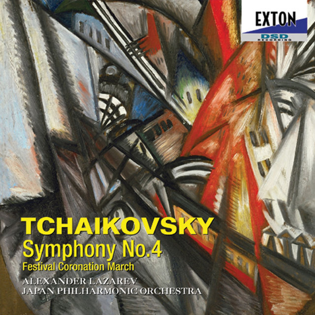 Tchaikovsky: Symphony No. 4, Festival Coronation March