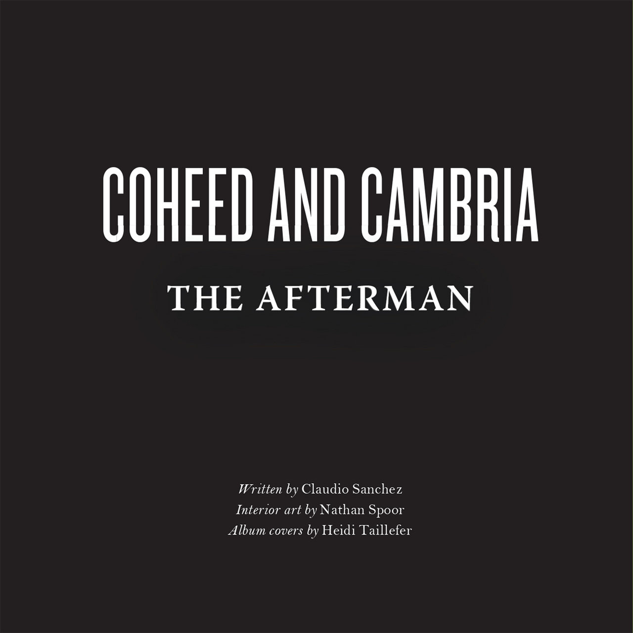 The Afterman: Tour Edition (Deluxe Set)