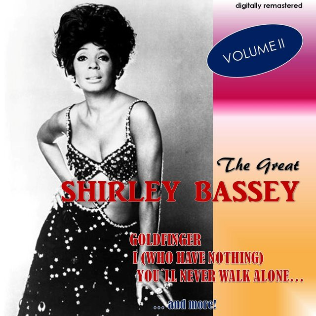 The Great Shirley Bassey, Vol. 2 (Digitally Remastered)