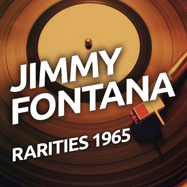 Jimmy Fontana - Rarities 1965