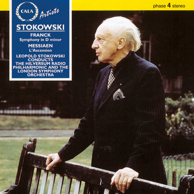 Franck: Symphony in D Minor - Messiaen: L'ascension, And Ravel, Chopin and Duparc