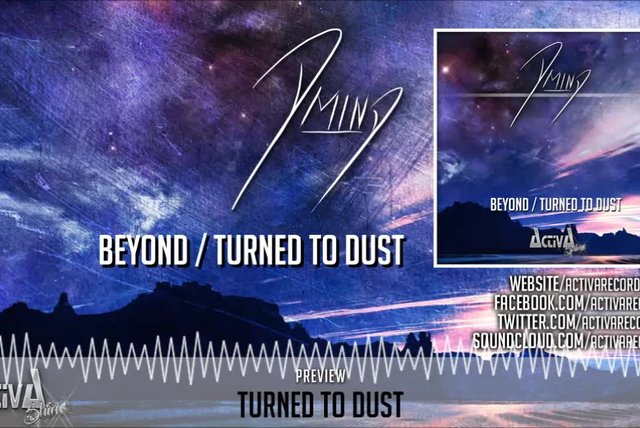 D-Mind - Turned To Dust (Original Mix) - Official Preview (Activa Shine)