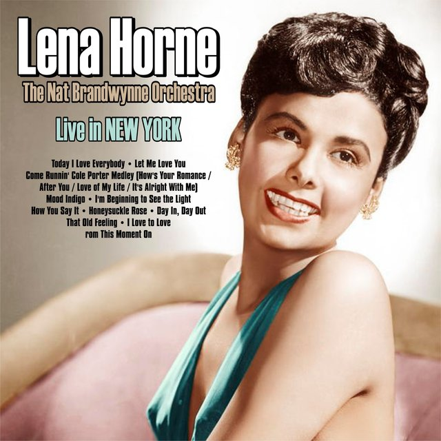 Lena Live In New York