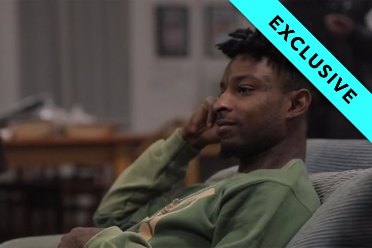 30 Days with 21 Savage: Episode 4