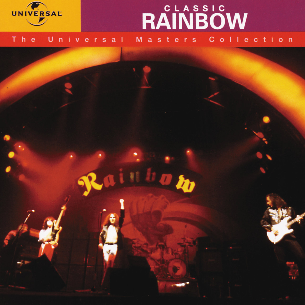 Classic Rainbow - Universal Masters Collection