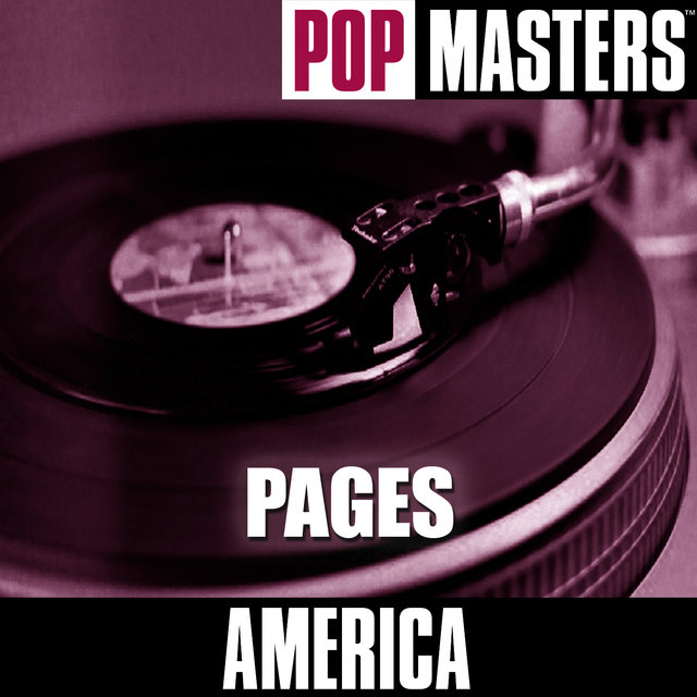 Pop Masters: Pages