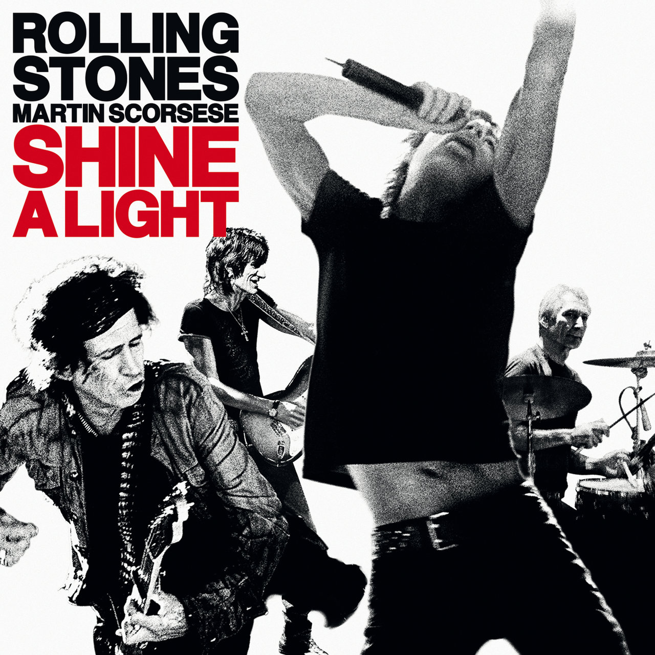 Shine A Light - Soundtrack