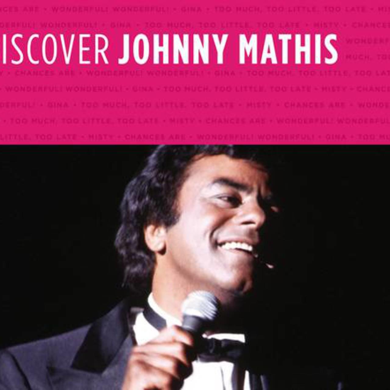 TIDAL: Listen to Johnny Mathis on TIDAL