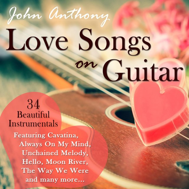 Love Songs on Guitar