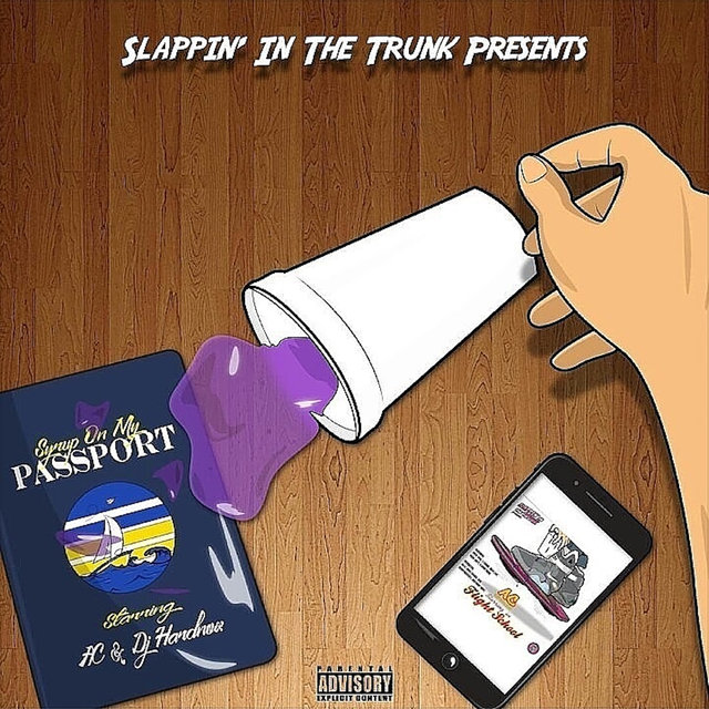 Syrup on My Passport
