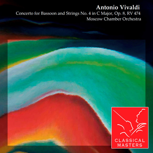 Concerto for Bassoon and Strings No. 4 in C Major, Op. 8, RV 474