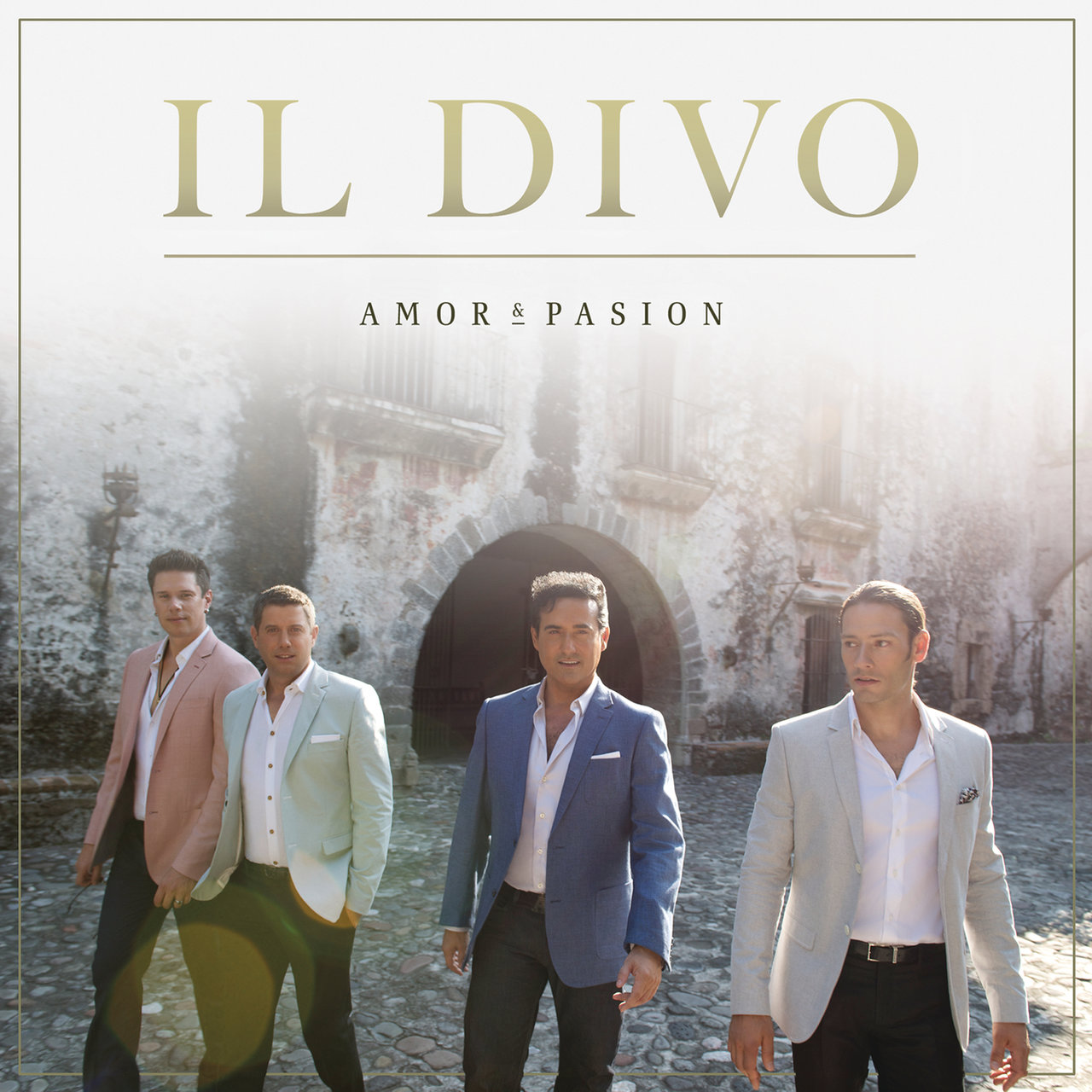 TIDAL: Listen to Il Divo on TIDAL