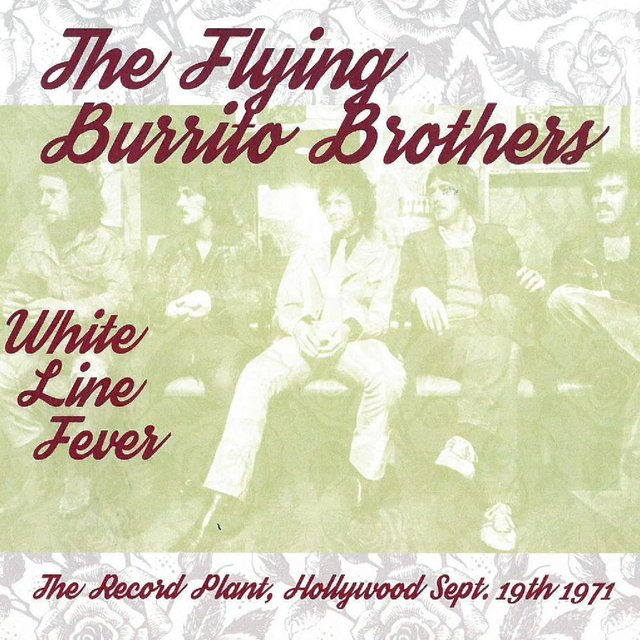 White Line Fever: The Record Plant, Hollywood, Sept. 19th 1971