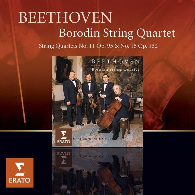 Beethoven : String Quartets opp 95 & 132