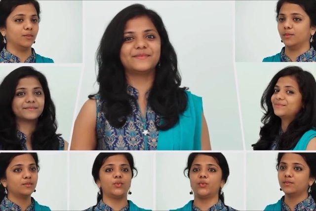 Shobi Ashika - Yesu Rajanin Thiruvadikku | Acapella Version | Tamil  Christian Songs