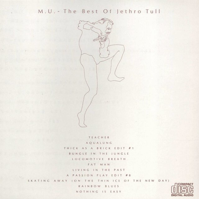 MU - The Best Of Jethro Tull