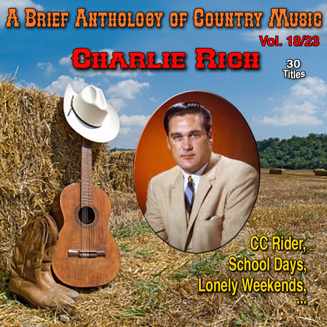 A Brief Anthology of Country Music - Vol. 18/23