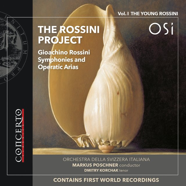 The Rossini Project, Vol. 1: The Young Rossini