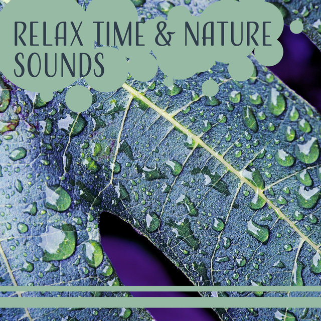 Relax Time & Nature Sounds – Pure Sounds of Nature, New Age Music Therapy For Stress