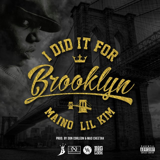 I Did It For Brooklyn (feat. Lil Kim) - Single
