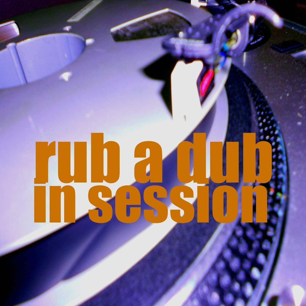 Rub a Dub in Session