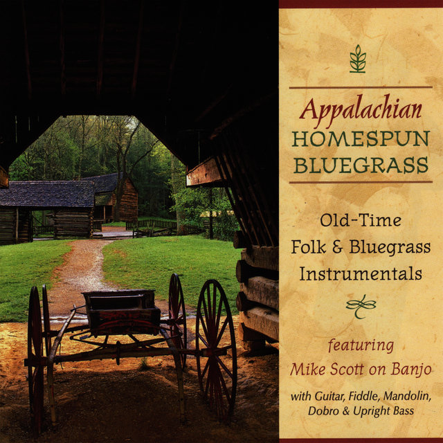 Appalachian Homespun Bluegrass