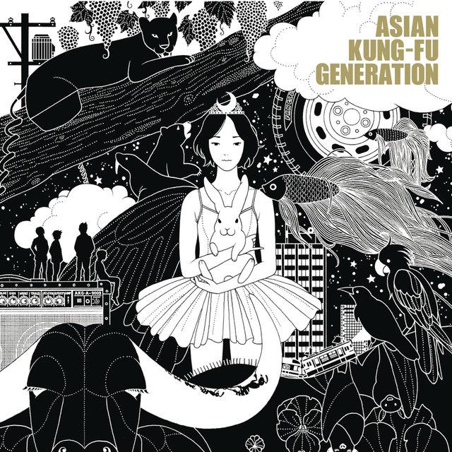 ASIAN KUNG-FU GENERATION · Fanclub. Fanclub