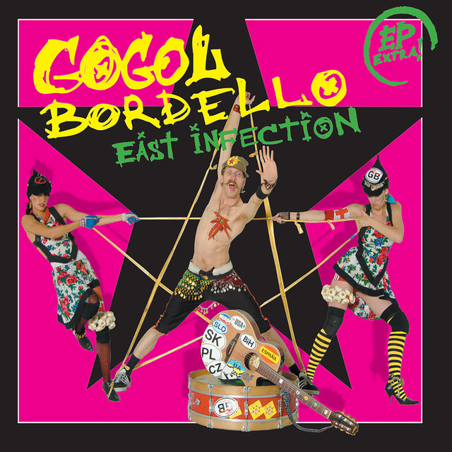 Gogol Bordello on TIDAL