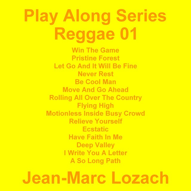 Play Along Series Reggae 01