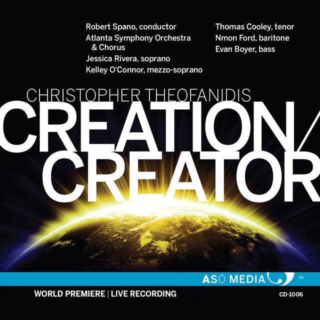 Theofanidis: Creation/Creator (Live)