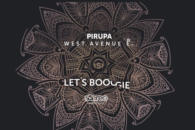 Pirupa - Let's Boogie - Original Mix