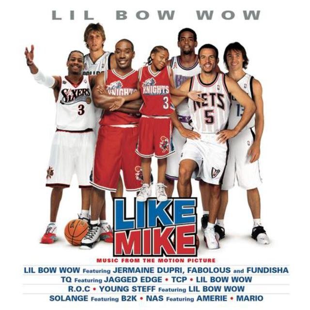 Music From The Motion Picture Like Mike