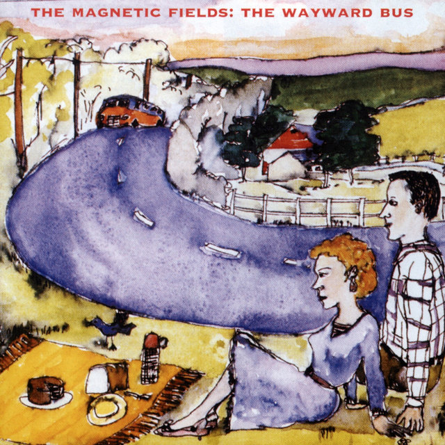 The Wayward Bus / Distant Plastic Trees