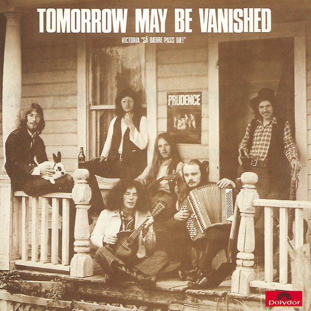 Tomorrow May Be Vanished