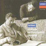 Britten: Nocturne for tenor, 7 obligato instruments & strings, Op.60 - 3.