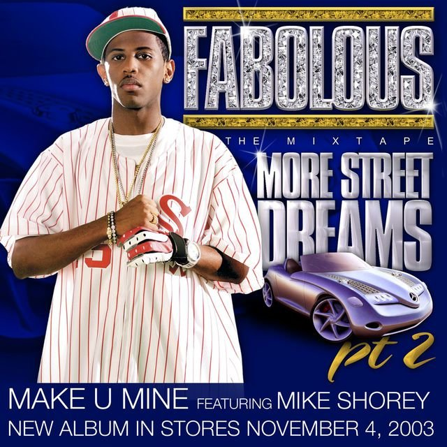 Make U Mine (feat. Mike Shorey) (Internet Single)