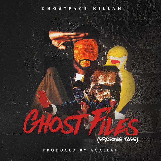 Ghost Files - Propane Tape