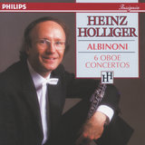 Albinoni: Concerto a 5 in F, Op.9, No.3 for 2 Oboes, Strings, and Continuo - 3. Allegro