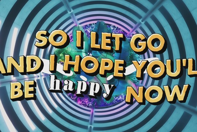 Happy Now (Lyric Video)