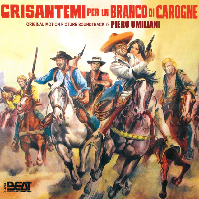 Crisantemi per un branco di carogne (Original motion picture soundtrack)