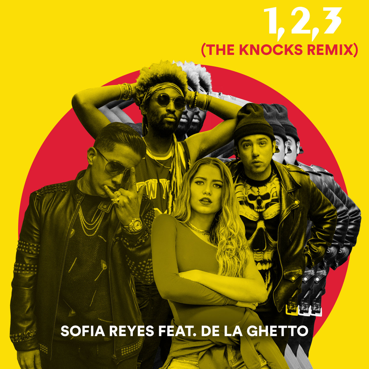 1, 2, 3 (feat. De La Ghetto) [The Knocks Remix]
